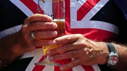 Пиво за голос на выборах