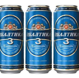 Балтика борется за товарный знак