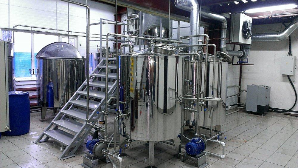 Заявки пивоварен на оборудование отклоняются