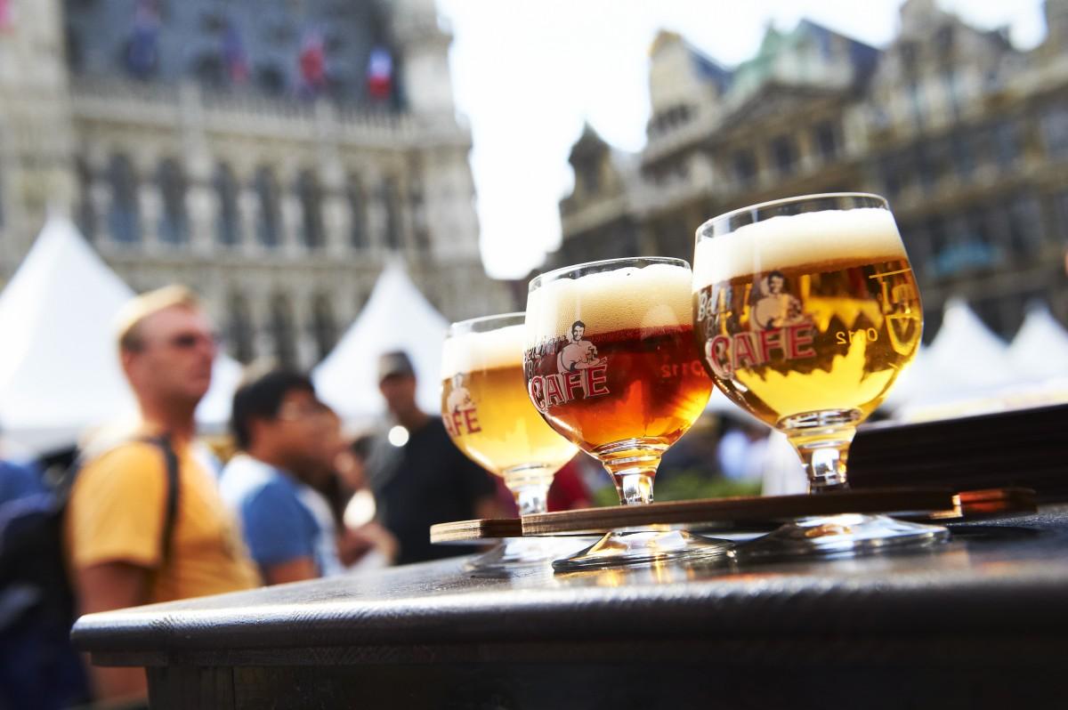Бельгийское пиво стало наследием