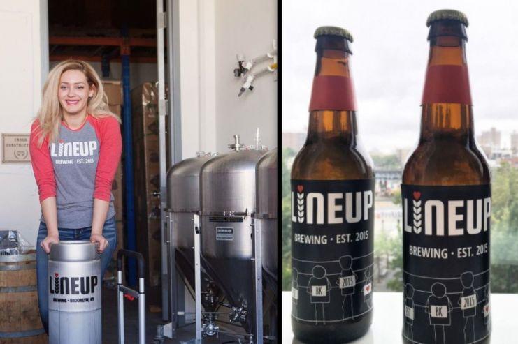 Любовь и пиво...