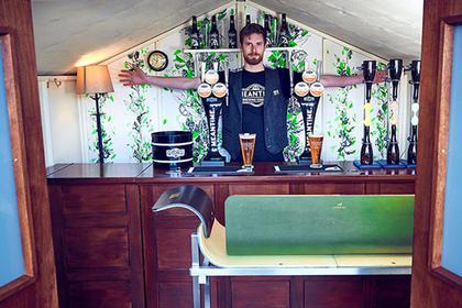 Лондонский паб с бесплатным пивом!