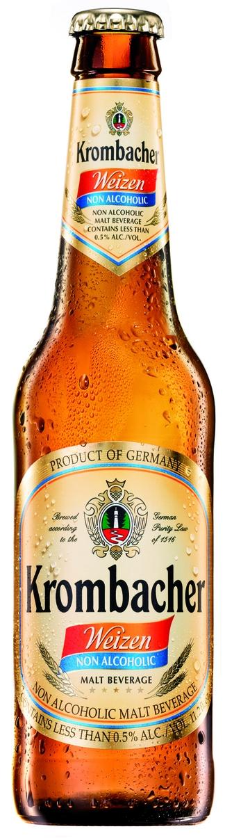Krombacher Weizen non-alcoholic