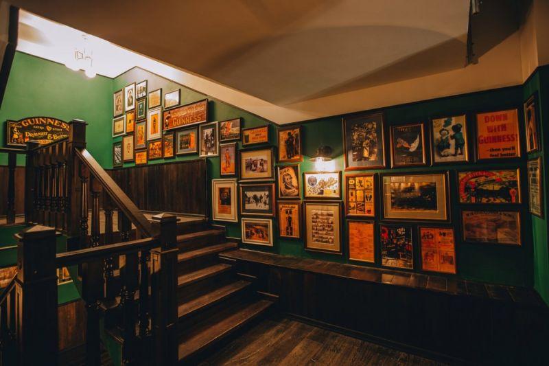 Connolly Station Irish Pub