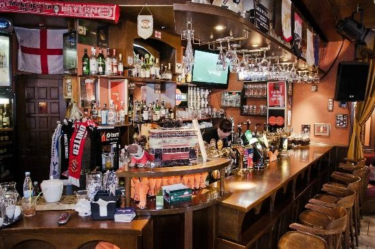 Bobby Dazzler Pub