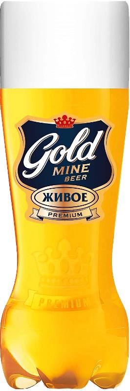 Gold Mine Beer «Живое» Premium
