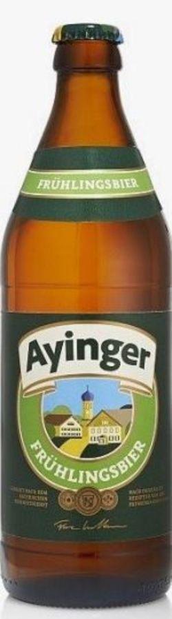 Ayinger Frühlingsbier (Springtime beer)