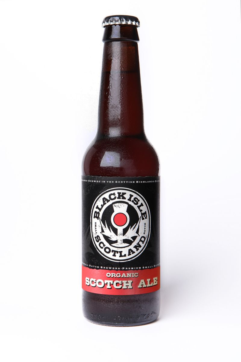 Black Isle Organic Scotch Ale