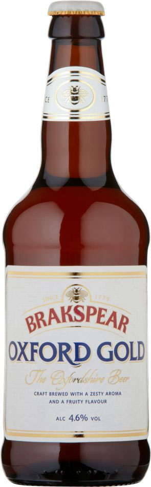 Brakspear Oxford Gold