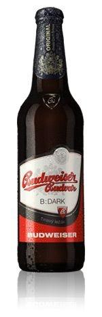 Budweiser Budvar Tmavý Ležák / DARK