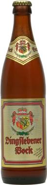 Dingslebener Bock Bier