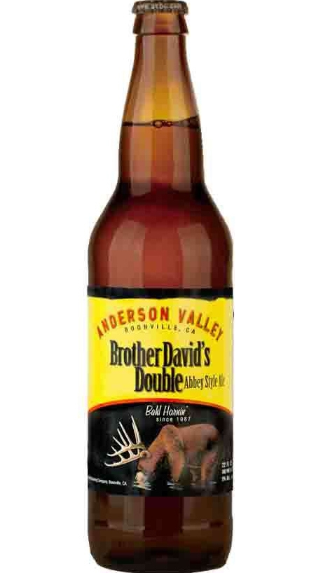 Anderson Valley Brother David's Double