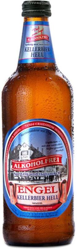 Engel Kellerbier hell alkoholfrei
