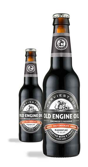 Harviestoun Old Engine Oil Engineer's Reserve