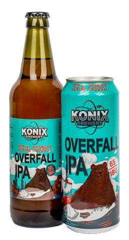 Konix IPA overfall
