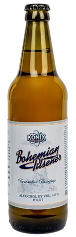 Konix Bohemian Pilsner