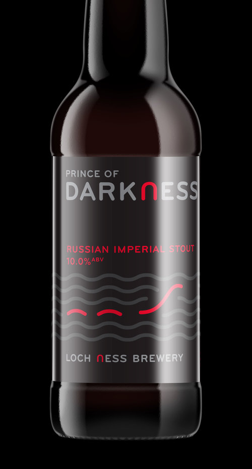 Loch Ness Prince of Darkness