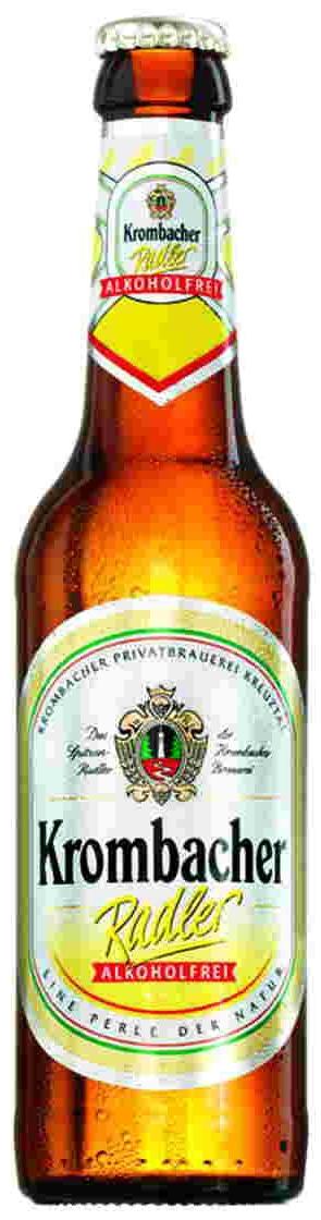 Krombacher Radler non-alcoholic