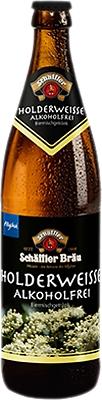 Schäffler Bräu Holderweisse alkoholfrei