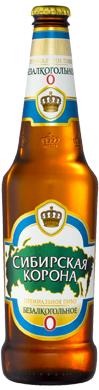 Сибирская Корона безалкогольное