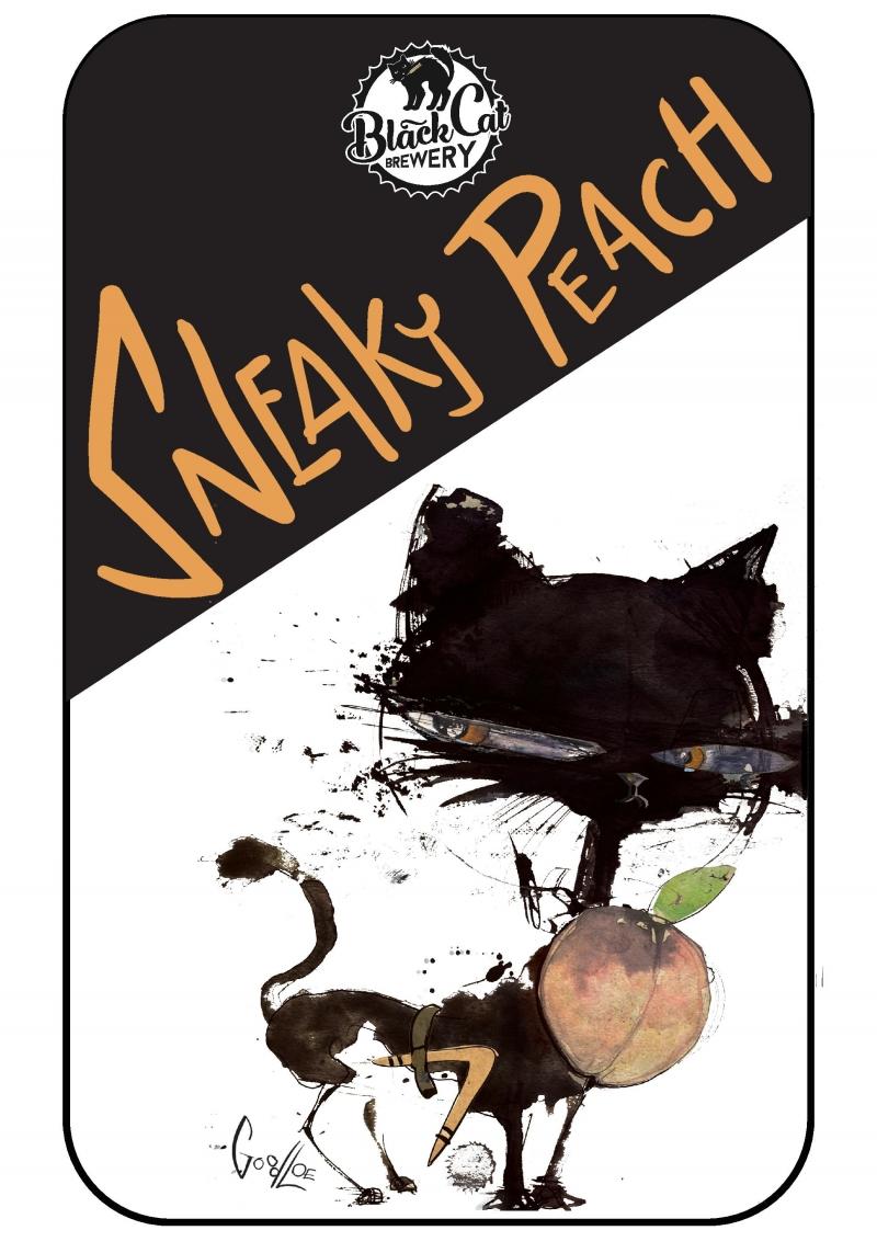 Sneaky peaches