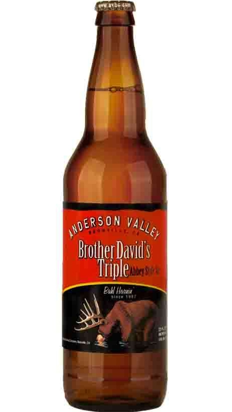 Anderson Valley Brother David's Triple