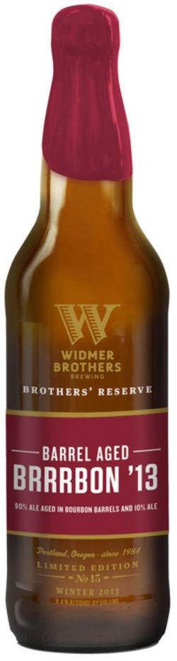 Widmer Brothers Barrel Aged Brrrbon
