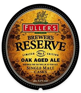 Fuller's Brewer's Reserve No. 1