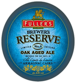 Fuller's Brewer's Reserve No. 4