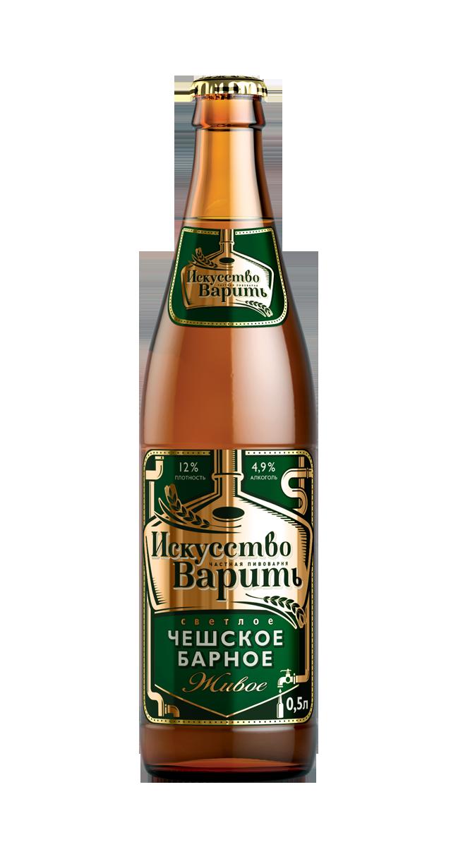 Чешское барное