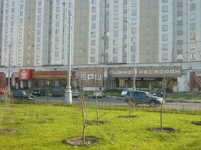 Ёрш на Братиславской