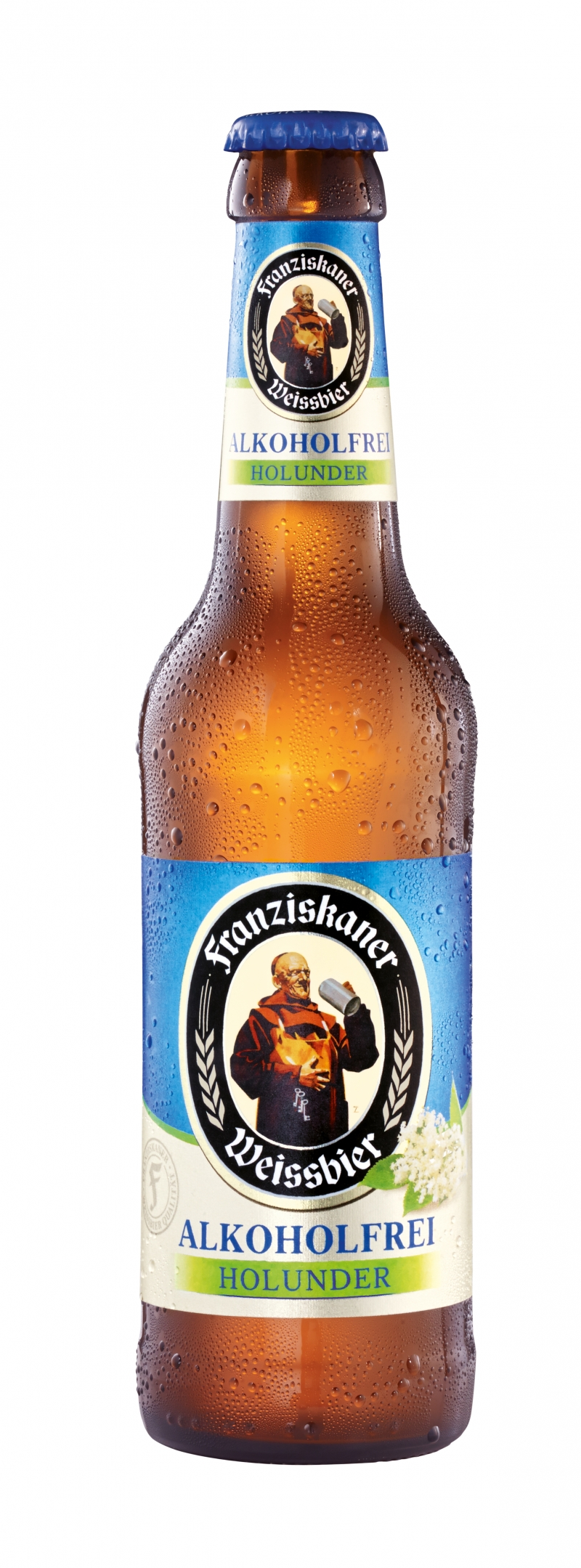 Franziskaner Alkoholfrei Holunder