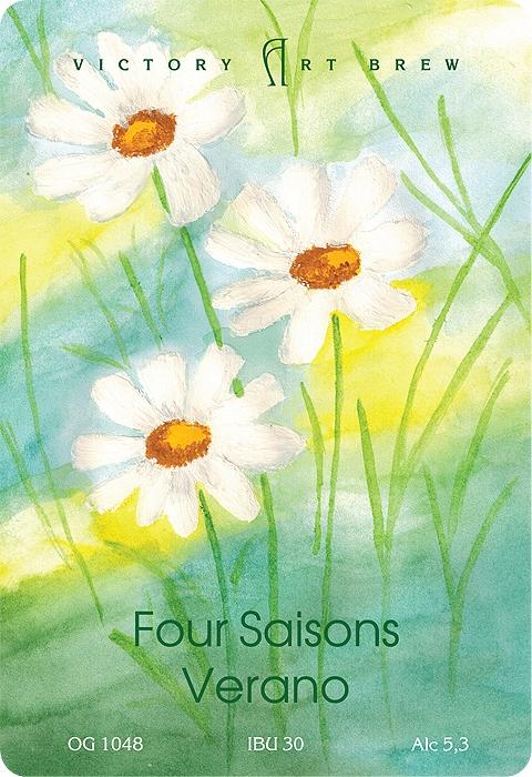 Four Saisons. Verano