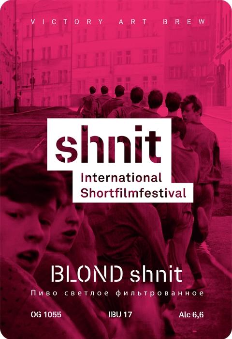 Blond shnit