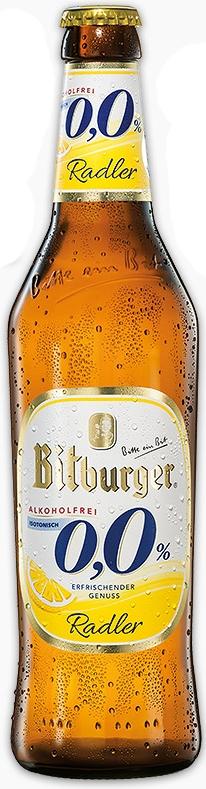 Bitburger 0,0% Radler