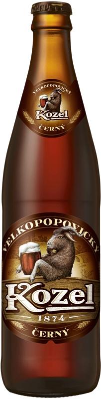 Velkopopovicky Kozel Тёмное (Россия)