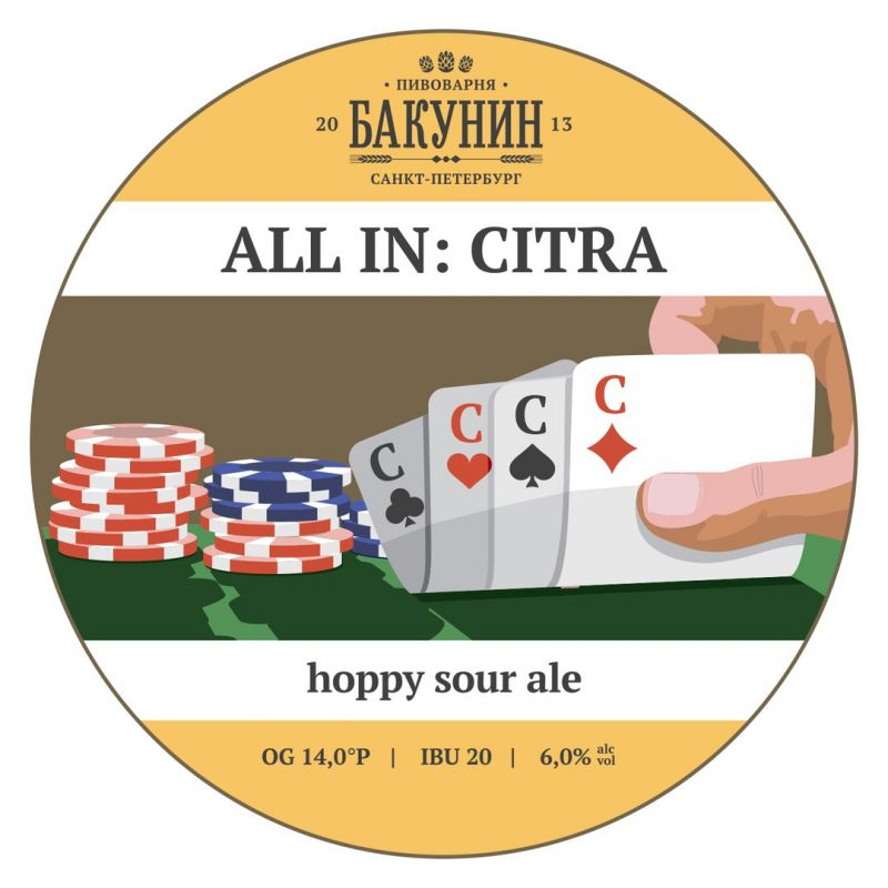 All In: Citra