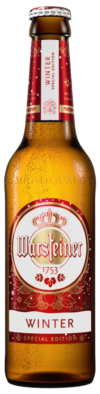 Warsteiner Winter Special Edition