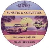 Sunsets & Corvettes