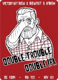 Victory Art Brew Double Trouble IPA