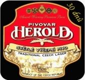 Svetle výčepní pivo Herold